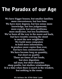 Microsoft Word - The Paradox of our Age.docx